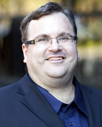 Co-founder of LinkedIn Reid Hoffman