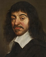 Philosopher René Descartes