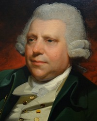 Industrialist and Inventor Richard Arkwright
