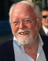 Director and Actor Richard Attenborough