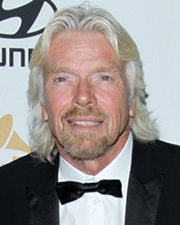 Business Magnate Richard Branson