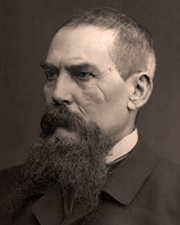 Geographer, Explorer & Translator Richard Francis Burton