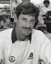 Cricketer Richard Hadlee