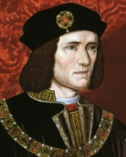 King of England Richard III