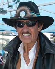 Auto Racer Richard Petty