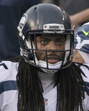 NFL Cornerback Richard Sherman