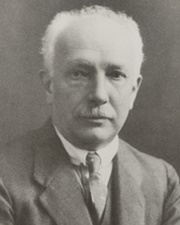 Composer and Conductor Richard Strauss