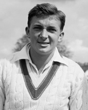 Cricketer and Commentator Richie Benaud