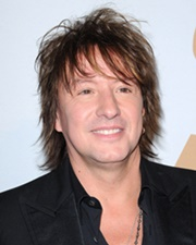 Rock guitarist Richie Sambora