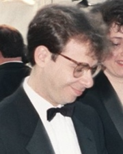 Actor and Musician Rick Moranis