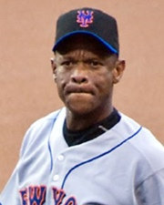 MLB Outfielder Rickey Henderson
