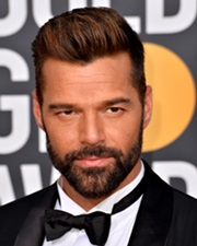 Singer/Actor Ricky Martin