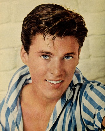 Rock Star and Actor Ricky Nelson