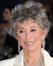 Singer/Dancer/Actress Rita Moreno