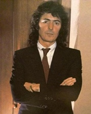 Guitarist Ritchie Blackmore