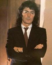 Guitarist Ritchie Blackmore