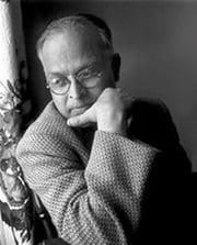 Novelist R.K. Narayan