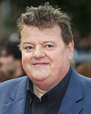 Actor and Comedian Robbie Coltrane