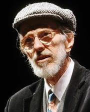 Cartoonist Robert Crumb