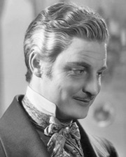 Actor Robert Donat