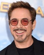 Actor Robert Downey Jr