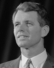 US Attorney General Robert Francis Kennedy