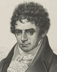Commercial Steamboat Inventor Robert Fulton
