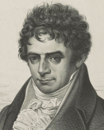 Robert Fulton (Commercial Steamboat Inventor) - On This Day