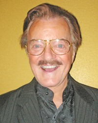 American Singer and Actor Robert Goulet