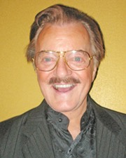 Singer and Actor Robert Goulet