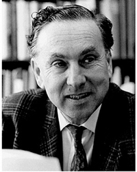 Physicist Robert Hofstadter