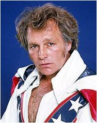 Motorcycle Daredevil Evel Knievel