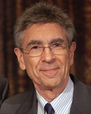 Physician-scientist Robert Lefkowitz