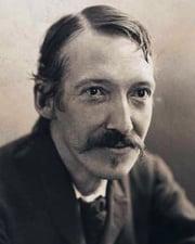Novelist Robert Louis Stevenson