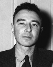 Physicist and Father of the Atomic Bomb Robert Oppenheimer