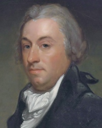 American Founding Father Robert R. Livingston
