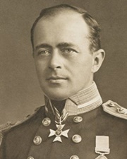 Polar Explorer Robert Falcon Scott