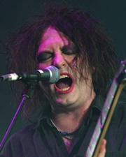 Musician Robert Smith