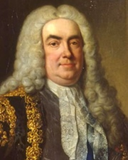 1st British Prime Minister Robert Walpole
