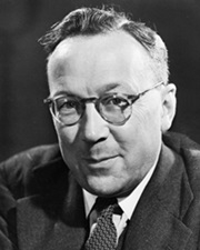 Physicist and Radar Pioneer Robert Watson-Watt