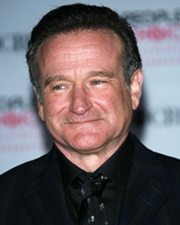 Actor and Comedian Robin Williams
