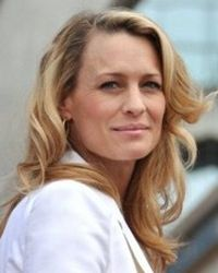 Actress Robin Wright Penn