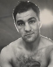 Heavyweight Champion Boxer Rocky Marciano