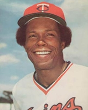 Baseball Hall of Fame Infielder Rod Carew
