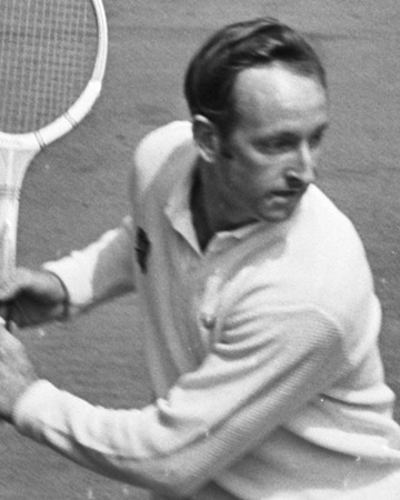 Tennis Player Rod Laver