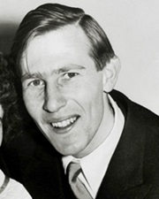 Middle-Distance Runner Roger Bannister