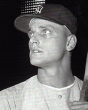 American Baseball Player Roger Maris
