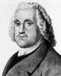 Theologian and Colonist Roger Williams