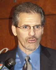 NHL Goalie Ron Hextall