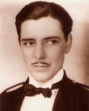 Actor Ronald Colman